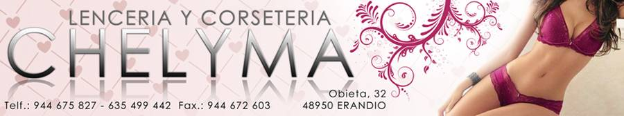 Lenceria y Corsetería Chelyma