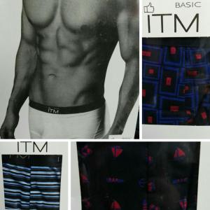 Boxers caballero de la marca ITM