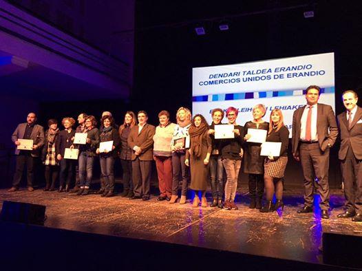 Gala 20 aniversario concurso escaparates