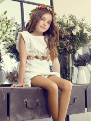 Panty infantil de Ysabel Mora