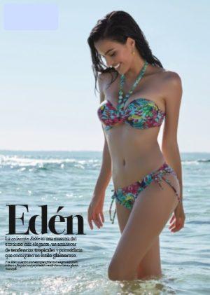 Bikini push up de Ysabel Mora