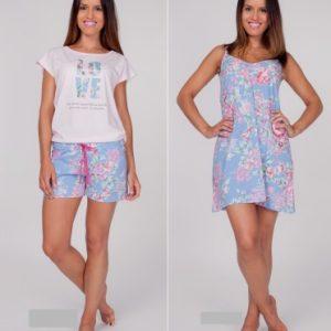 Pijama verano mujer de Rachas Abreu