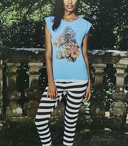 Pijama mujer de Rachas Abreu
