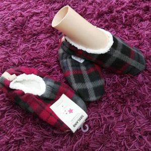 Zapatillas unisex de invierno.