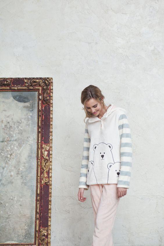 Pijama señora de Señoretta