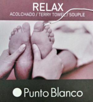 Calcetín Relax de Punto Blanco