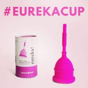 Eureka Cup, copa menstrual