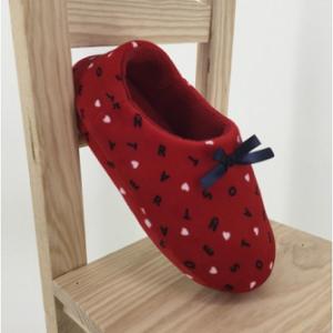 Zapatillas a conjunto pijama de Señoretta