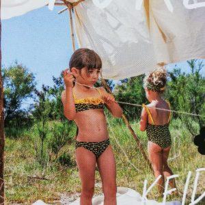Bikini niña de Bora-Bora