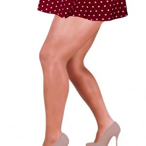 Panty mujer curvy Heda 18