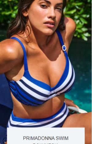 Sujetador bikini de Primadonna